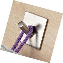 KES SUS 304 Stainless Steel 3M Self Adhesive Hook Key Rack