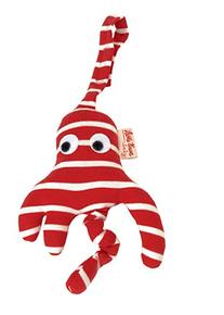 Kathe Kruse - Octopus Baby Mobile, Red