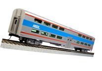 Kato USA Model Train Products Pullman Chicago Metra #7848 Bi