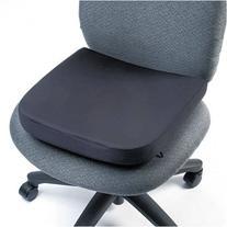 """Kensington : Memory Foam Seat Rest, 13-1/2""""w x 2""""d x 14 1/2"""""""