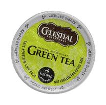 Keurig, Celestial Seasonings, Natural Antioxidant Green Tea