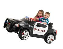 Kid Trax Charger Police Car 12V