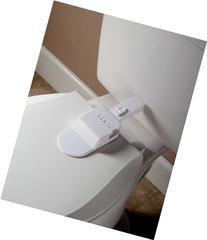 KidCo Adhesive Toilet Lock - 2 Pack