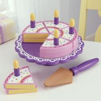 KidKraft - 63178 Birthday Cake Set