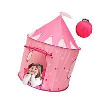 Kiddey Little Princess Castle Play Tent  - Glow in the Dark