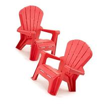 Kids or Toddlers Plastic Chairs 2 Pack Bundle,Use For Indoor