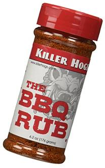 Killer Hogs The BBQ Rub 6.2 ounce