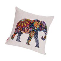 Kingla Home Square Pillow Cases Cotton Linen Decorative