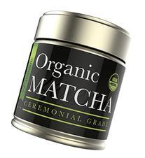 Matcha Green Tea Powder - Organic Ceremonial Grade -