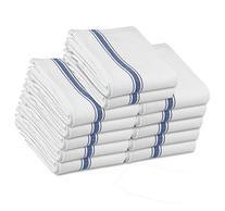 Utopia Towels 12- Pack White 100% Cotton Kitchen Towels 15 x