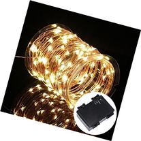 Kohree 120 Micro LED Battery Powered String Light with Timer