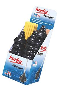 Korky Toilet Plunger Professional 21