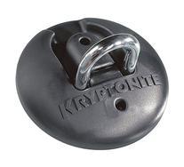 Kryptonite 330202 Black 16mm Above Ground Stronghold Anchor