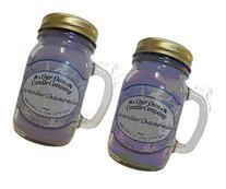 LAVENDER CHAMOMILE 2-Pack 13oz Scented Soy Blend Candles