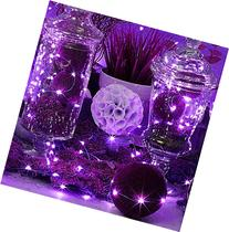 LED SopoTek 7ft 20 LEDS Purple Starry Lights Fairy Lights