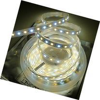 LEDENET Super Bright Warm white Daylight Dual Color Flexible
