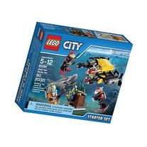 LEGO, City, Deep Sea Starter Set
