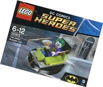 LEGO, DC Super Heroes, The Joker Bumper Car  Bagged