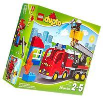 LEGO DUPLO Town Fire Truck 10592, Preschool, Pre-