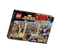 LEGO Super Heroes 76037 Rhino and Sandman Super Villain Team
