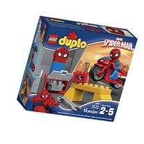 LEGO DUPLO 10607 Super Heroes Marvel Spider-Man Web-Bike