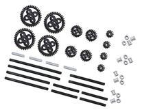LEGO Technic 42pc Double Bevel gear axle pack SET lot