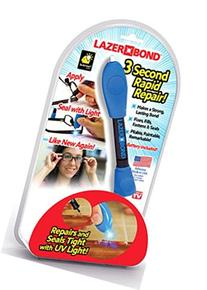 Lazer Bond New Uv Light Repair Tool-3 Second Repair
