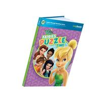 LeapFrog LeapReader Book: Disney Fairies Puzzle Time