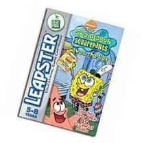 LeapFrog Leapster Learning Game SpongeBob SquarePants Saves