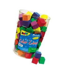 Learning Resources Hands-On Soft Color Cubes
