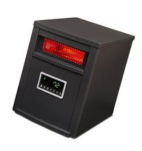 LifeSmart 6 Element w/Remote Large Room Infrared Heater,