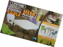 Lifetime Children's Folding Table