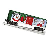 Lionel 2015 Christmas Boxcar