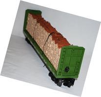 Lionel 6-16982 British Columbia BC Railway Bulkhead FlatCar