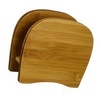 Lipper International 8861 Napkin Holder, Bamboo