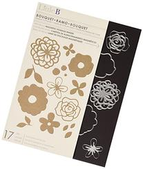 Little B 100394 17-Piece Bouquet Cutting Dies