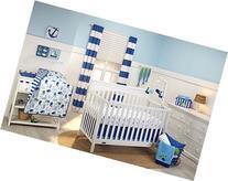 Little Bedding by NoJo Splish Splash 3 Piece Crib Set