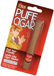 Loftus International Joker Large Fake Puff Cigar Costume,