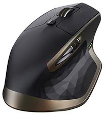 Logitech - Mx Master Wireless Laser Mouse - Black