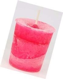 Love Herbal votive - bright pink