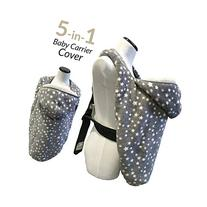 Lucky Baby Double Fleece adjustable 5-in-1 Baby Carrier