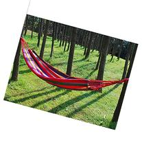 Ludwing Rhyser Canvas Hammock Cotton Fabric Travel Camping