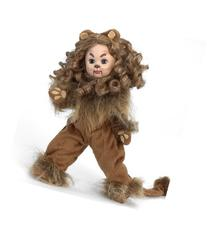 """Madame Alexander 8"""" New Cowardly Lion, The Wizard of Oz"""