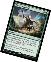 Magic: the Gathering - Nissa's Renewal  - Battle for