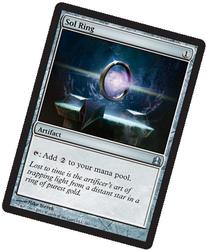 Magic: the Gathering - Sol Ring  - Commander 2015