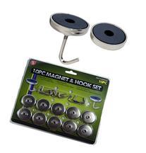 Magnet & Hook Set 10pc by SE