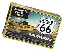 Magnetic Poetry - Route 66 Kit - Words for Refrigerator -