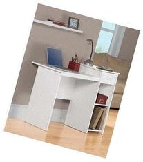 Mainstays Student Desk White Finish - Home Office Bedroom