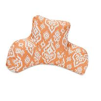 Raja Reading Pillow, Peach