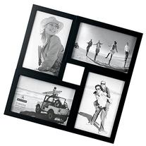 Malden International Designs Puzzle Collage Picture Frame, 4